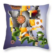 No. 918 Throw Pillow