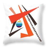 No. 926 Throw Pillow