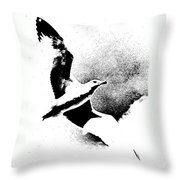 No Limits  Throw Pillow