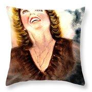 No More Shame Throw Pillow