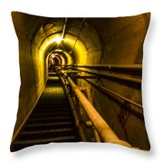 No Stairway Throw Pillow
