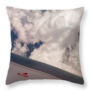 No Step Throw Pillow