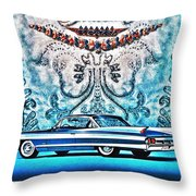 No Substitute Throw Pillow