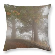 No Sunrise Today   7d07505 Throw Pillow