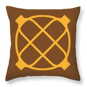 No099 My Men Of Honor Minimal Movie Poster Throw Pillow