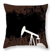 No102 My Giant Minimal Movie Poster Throw Pillow by Chungkong Art