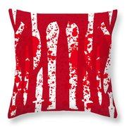 No114 My Machete Minimal Movie Poster Throw Pillow