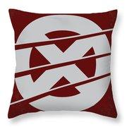 No123 My Xmen Minimal Movie Poster Throw Pillow