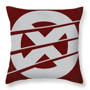 No123 My Xmen Minimal Movie Poster Throw Pillow by Chungkong Art