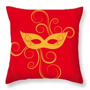 No164 My Eyes Wide Shut Minimal Movie Poster Throw Pillow