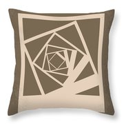 No243 My Memento Minimal Movie Poster Throw Pillow