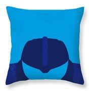 No306 My Pacific Rim Minimal Movie Poster Throw Pillow