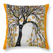 Noble Passion Throw Pillow
