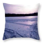 Noetion Throw Pillow by Jamie Lynn
