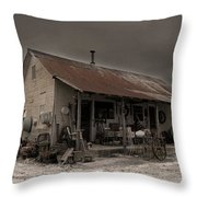 Noland Country Store Throw Pillow