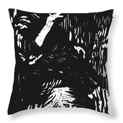 Noonday Thirst Throw Pillow