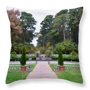 Norfolk Botanical Gardens 5 Throw Pillow