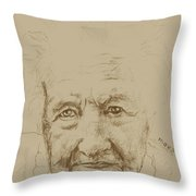 Norma Throw Pillow