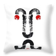 Norman Arches Throw Pillow
