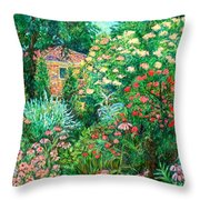 North Albemarle In Mclean Va Throw Pillow