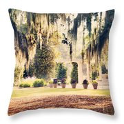 North Carolina 4 Throw Pillow