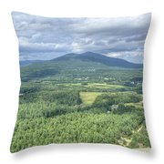 North Conway Vista Throw Pillow