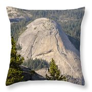 North Dome Throw Pillow