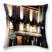 North End Charm Throw Pillow