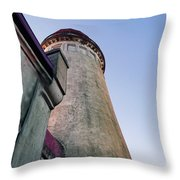 North Head Angles Throw Pillow