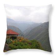 North Maui Scenery Throw Pillow