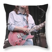 North Mississippi Allstars Throw Pillow