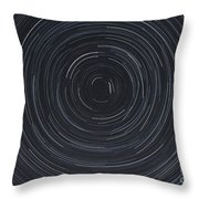 North Star Trails Throw Pillow