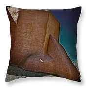 North-west Throw Pillow