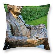 Northrop Frye 1 Throw Pillow
