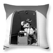 Northrop Observatory Throw Pillow