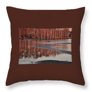 Northshore Cypress Throw Pillow