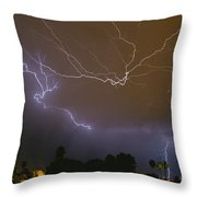 Northwest Tucson Throw Pillow