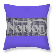 Norton Throw Pillow