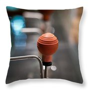 Nose Testing Only Throw Pillow
