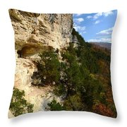 Not For The Weary Throw Pillow