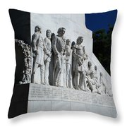 Not Forgetting Throw Pillow
