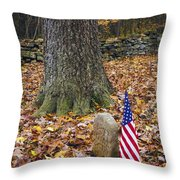 Not Forgotten Throw Pillow