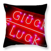 Not Lost In Translation Throw Pillow
