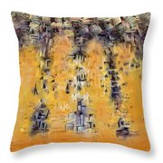Not Philadelphia Throw Pillow