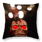 Not To Be Throw Pillow