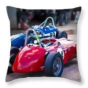 Nota Major And Nota Bmc Formula Junior Throw Pillow