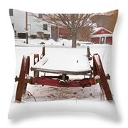Nothing Left To Do Throw Pillow