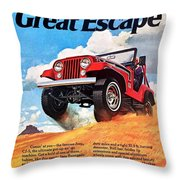 Nothing Like It Throw Pillow