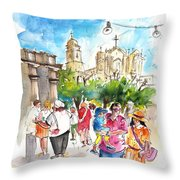 Noto 06 Throw Pillow