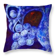 Notre Dame Gargoyle Throw Pillow